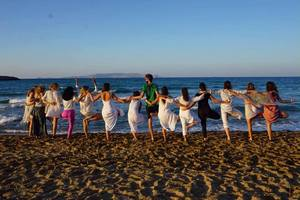 Yoga and Trekking Retreat in South Chania, Crete, Greece